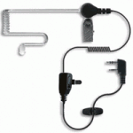 Acoustic Tube Ear Microphone