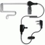Aqustic Tube Ear Microphone