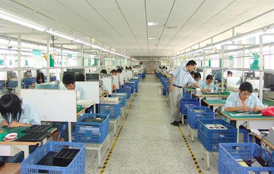 Kirisun Tam Otomatik Telsiz Üretim Tesisleri