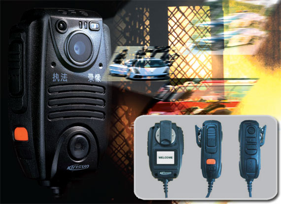 KME-218 HD Video Recording - GPS - Hand Mike Integration