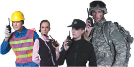 Two Way Radio Rentals Turkey
